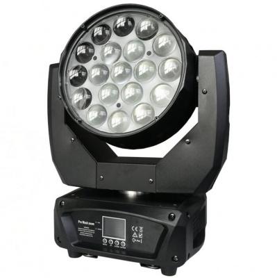 HM-L190  19*15W AURA LED MOVING HEAD
