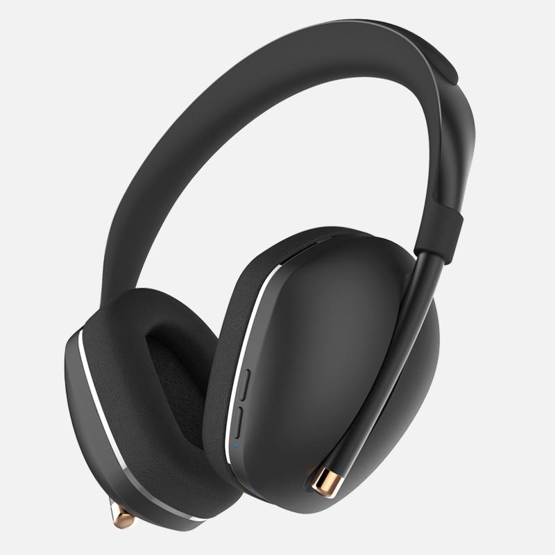时尚数字降噪头戴耳机DH-0012