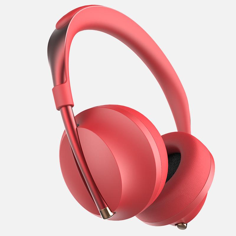 时尚数字降噪头戴耳机DH-017