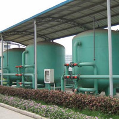 GHT型活性炭过滤器