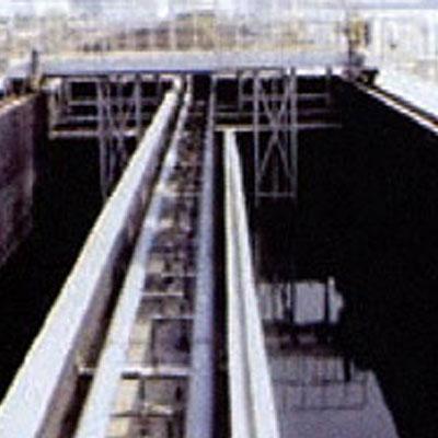YHZS型桥式除砂机