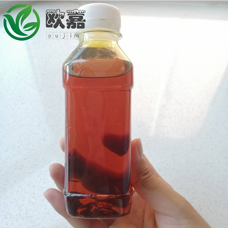 红色石蜡油的指标优势