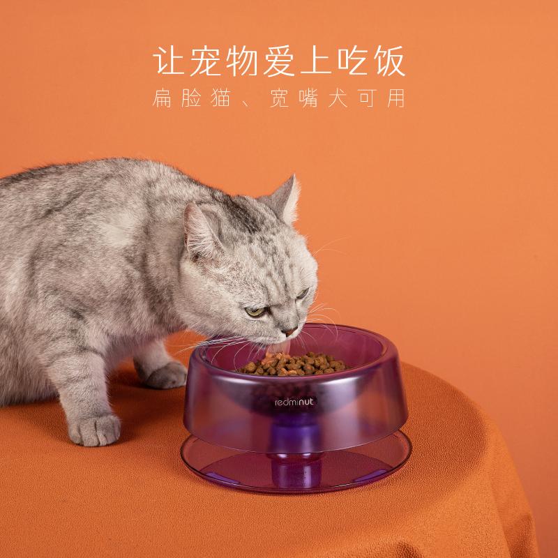 小红栗宠物喂食碗