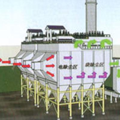 靜電除塵增效改造技術措施