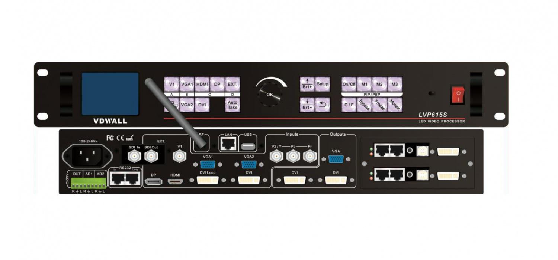 LVP615S LED Video Processor