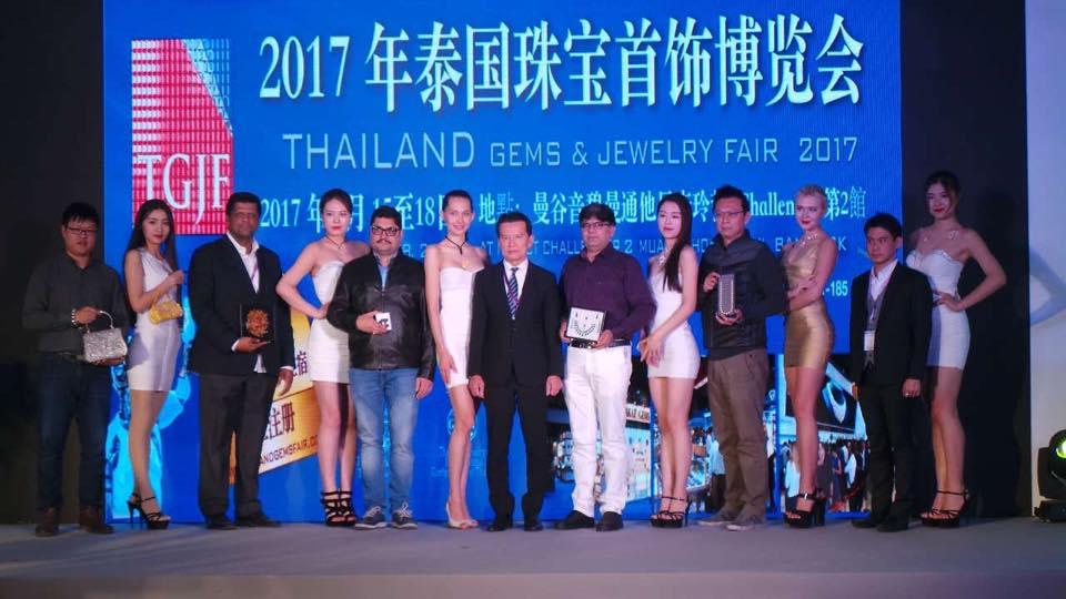 泰国宝石和首饰展览会报道