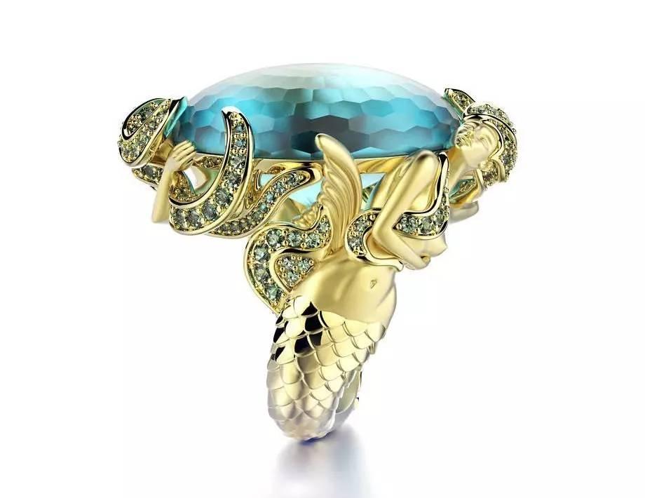 3D打印珠宝的优势在哪里