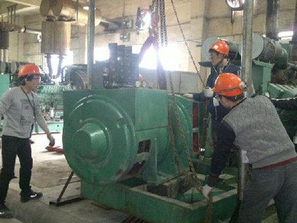东莞工厂发电机维护