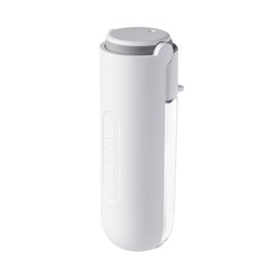 Portable pet water drinking bottle