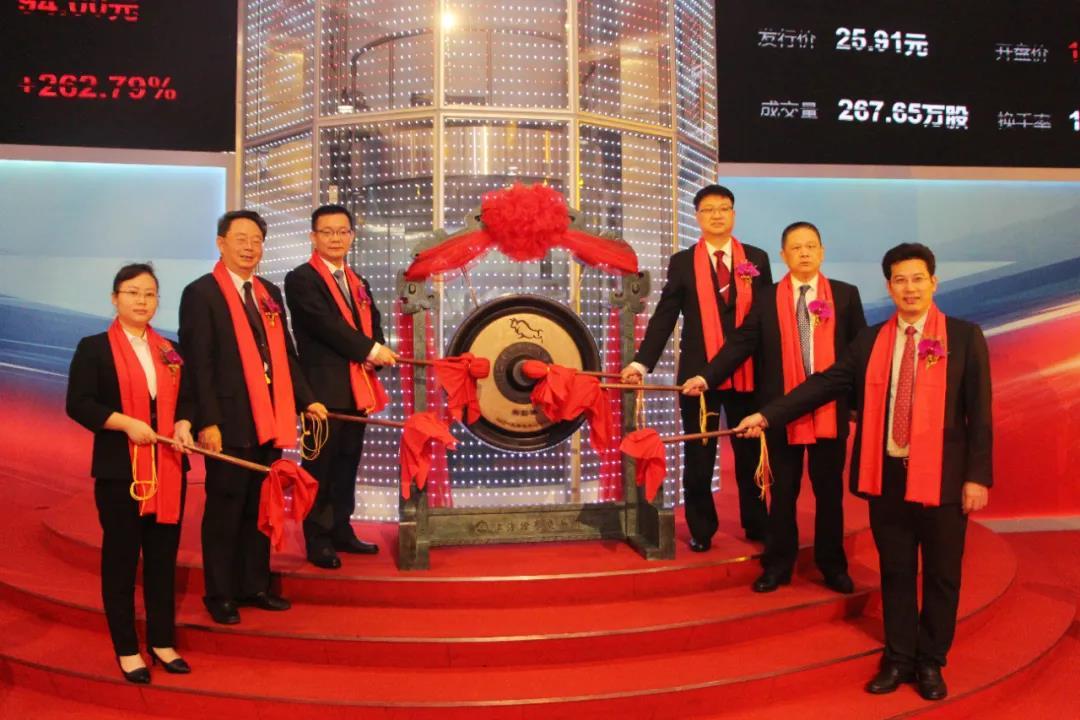 广东博力威科技股份有限公司在上海科创板正式上市