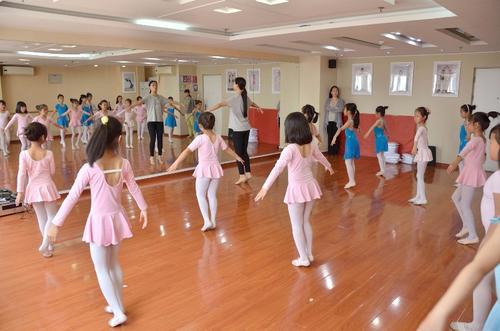 少儿舞蹈培训