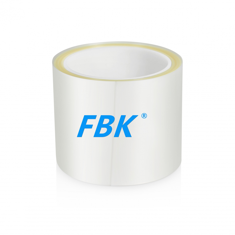 FBK 2.5D/点胶丝印钢化膜去白边0.18mmAB胶原材料生产厂家 卷材批发