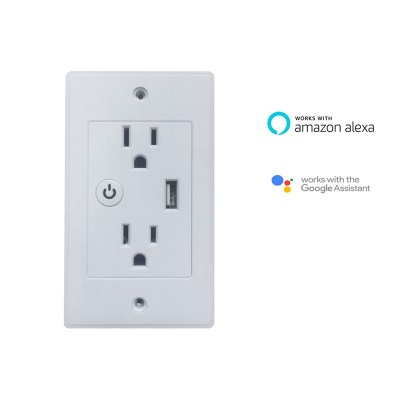 WiFi Wall Socket (US/EU)