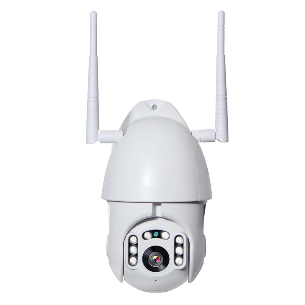 WiFi Outdoor Dome IP Camera