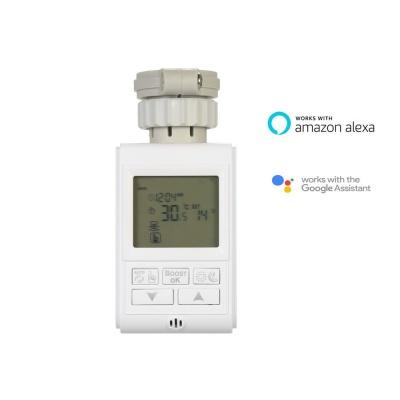 Zigbee TRV Thermostat