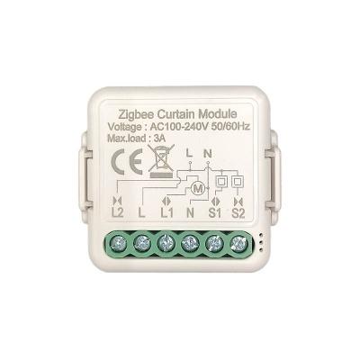 Zigbee Curtain Module