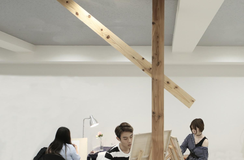 03画室: studio