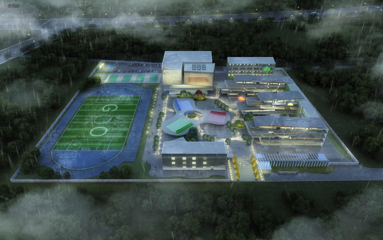 03岩头镇中心小学设计-10