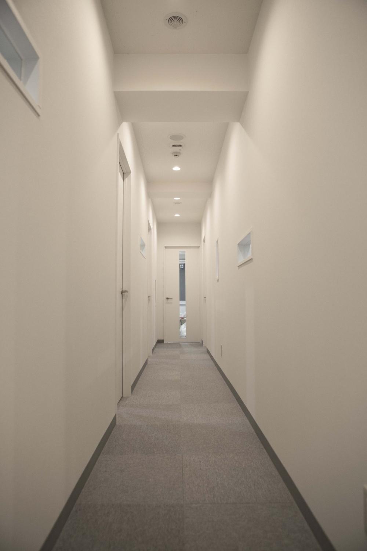 小-04走廊- corridor