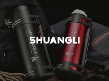 SHUANGLI英文网站设计