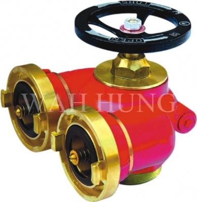 WH001 中��》式水泵接合器