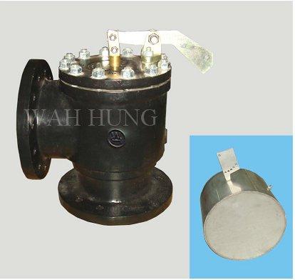 WH024B 铸铁壓力平衡式浮球阀(波曲)