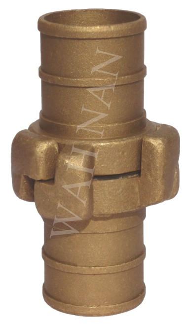 WH074 巴塞羅那式水帶接扣