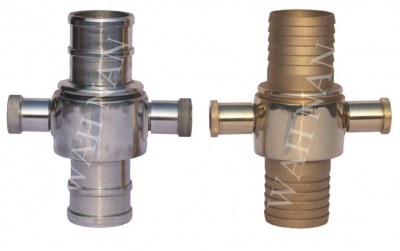 WH064 英式水帶接扣