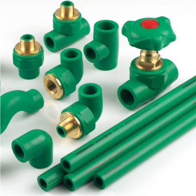 PP-R PIPE & FITTING