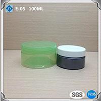 100ml 3oz mini pet Plastic Jar
