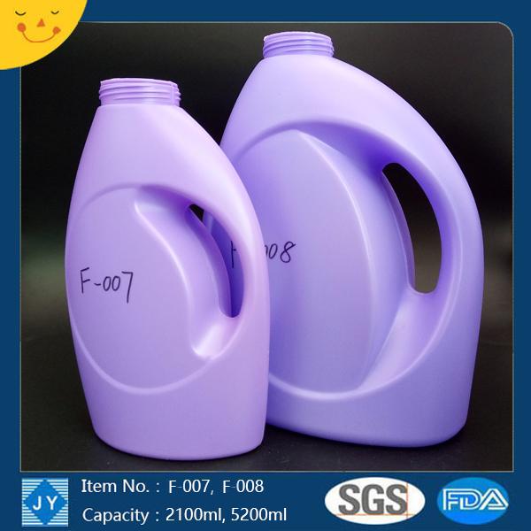 2.1L&5.2L HDPE Bottle