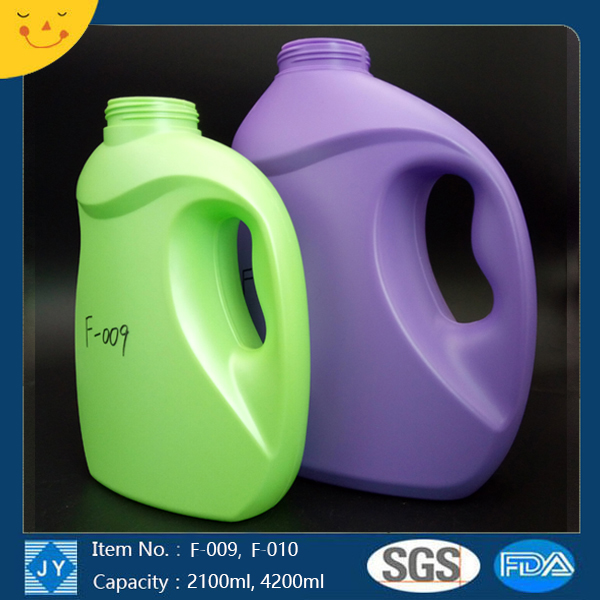 2.1L&4.2L HDPE Bottle Customized Color Beauty Container