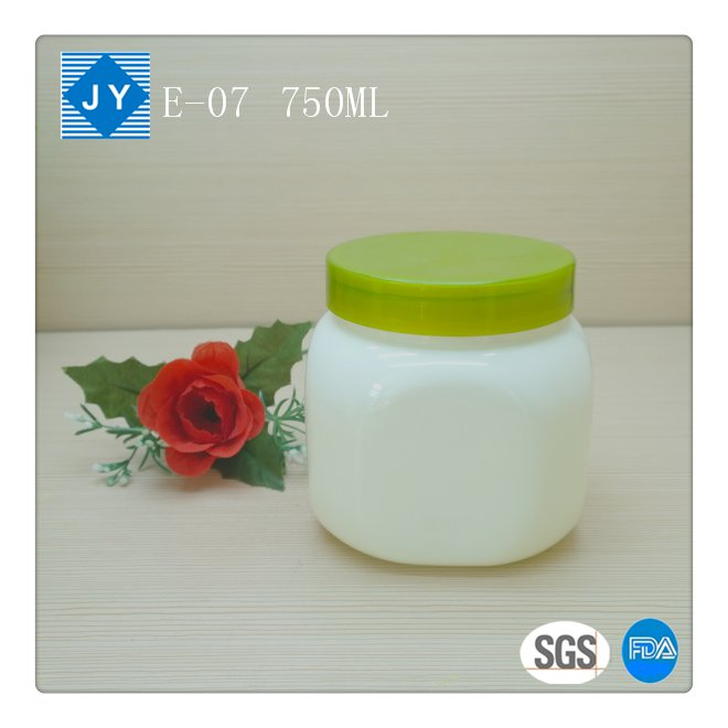 750ml 25oz square jar