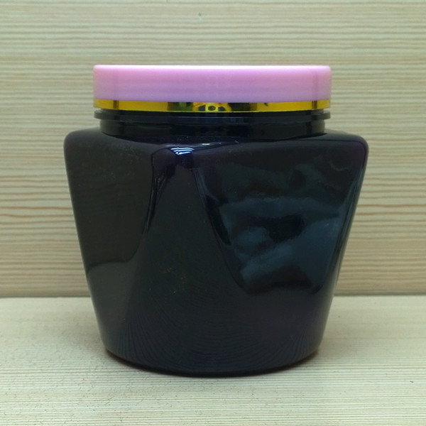 500ml 16oz plastic jar