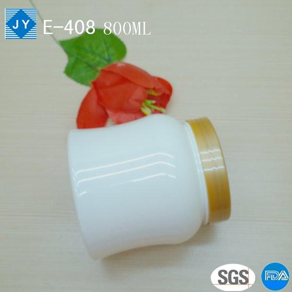 750ml 25oz Round Plastic Storage wholesale jars