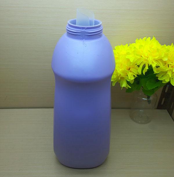 5L large HDPE liquid laundry detergent plastic bottle