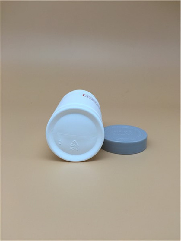 220cc bottle pharmaceutical HDPE round plastic medicine bottel