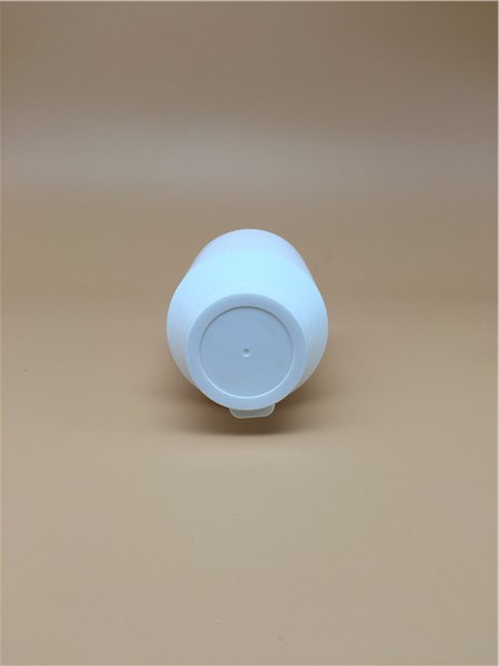 300cc custom plastic bottle 300ml 10oz HDPE round plastic bottel for fish oil/capsule/ medicine