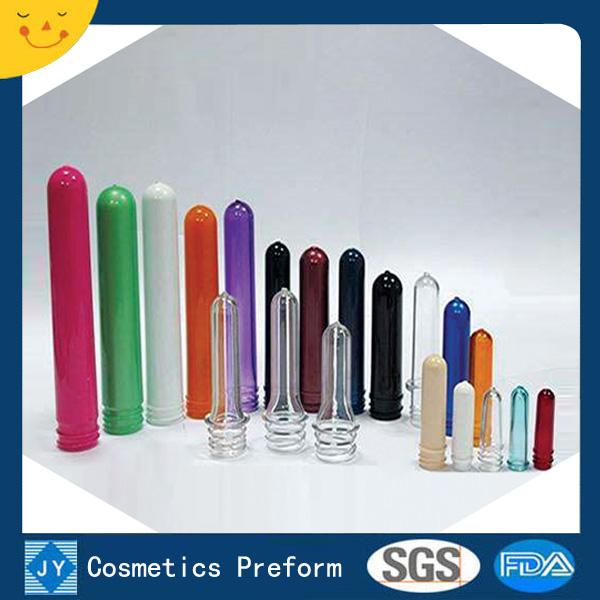 cosmetics preform(18mm~40mm)