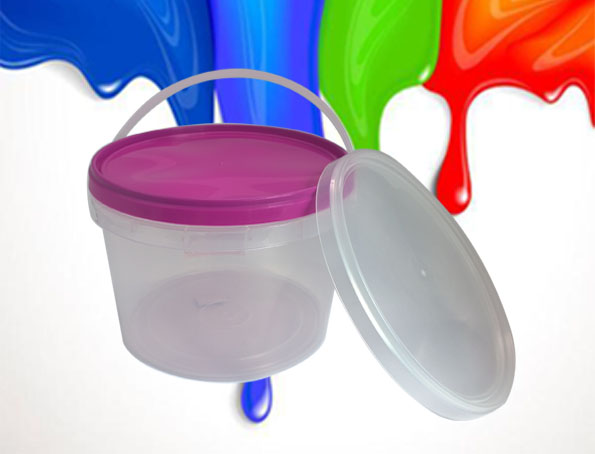 4000ml great sealing bucket container