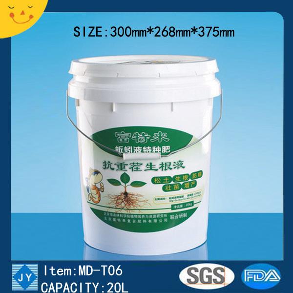 20L Plastic bucket