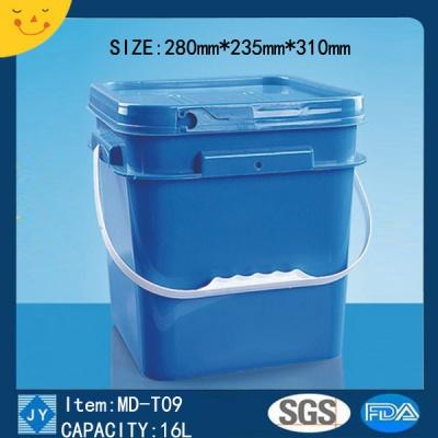 16L Plastic bucket