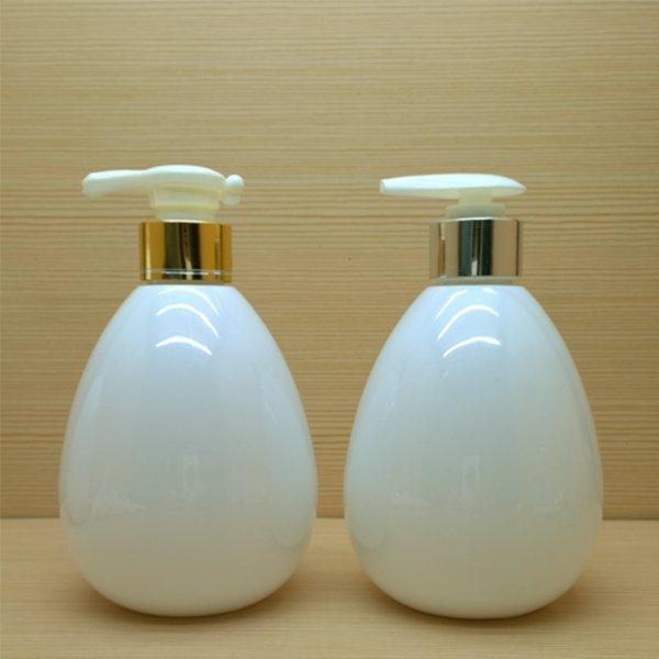 200ml 6oz small egg plastic bottle