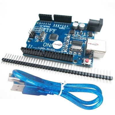 UNO R3 ATmega328P CH340 Development Board