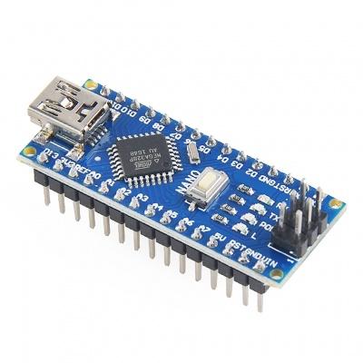 Nano V3.0 ATmega328P 5V 16MHz CH340G USB Micro-controller Development Board Compatible to Arduino