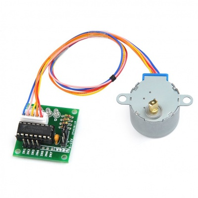 28BYJ-48 5V Stepper Motor + ULN2003 Motor Driver Board for Arduino