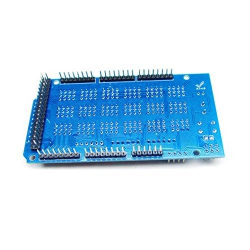MEGA Sensor Shield V2.0 Sensor Expansion Board for Arduino UNO MEGA1280 MEGA2560 MEGA2560 R3