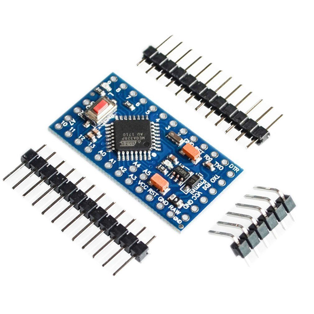 NEW Pro Mini ATMEGA328P 3.3V/8M 5V/16M Optional Arduino PRO mini Compatible