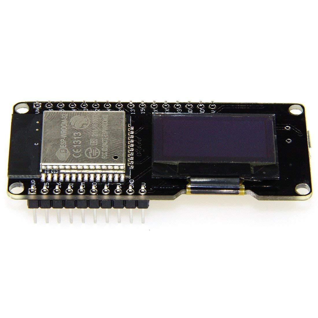 "ESP32 OLED Development Board 0.96"" OLED Display ESP-WROOM-32 ESP32 ESP-32 WIFI-BT for Arduino AP ST"