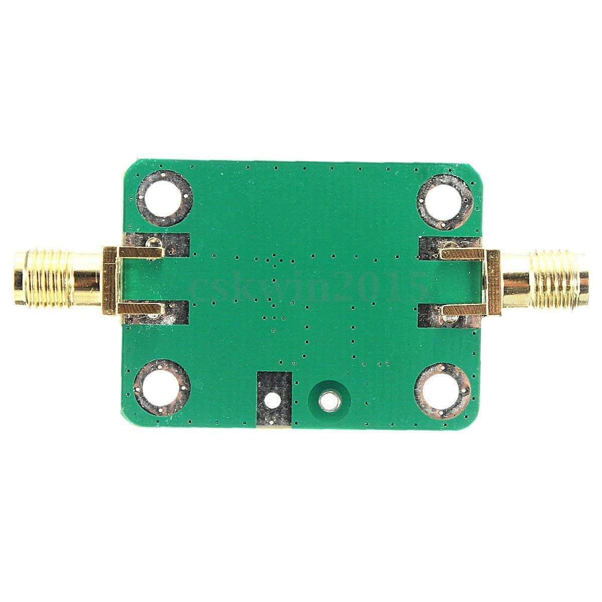 0.1-2000MHz RF WideBand Amplifier 30dB High Gain Low Noise LNA Amplifier